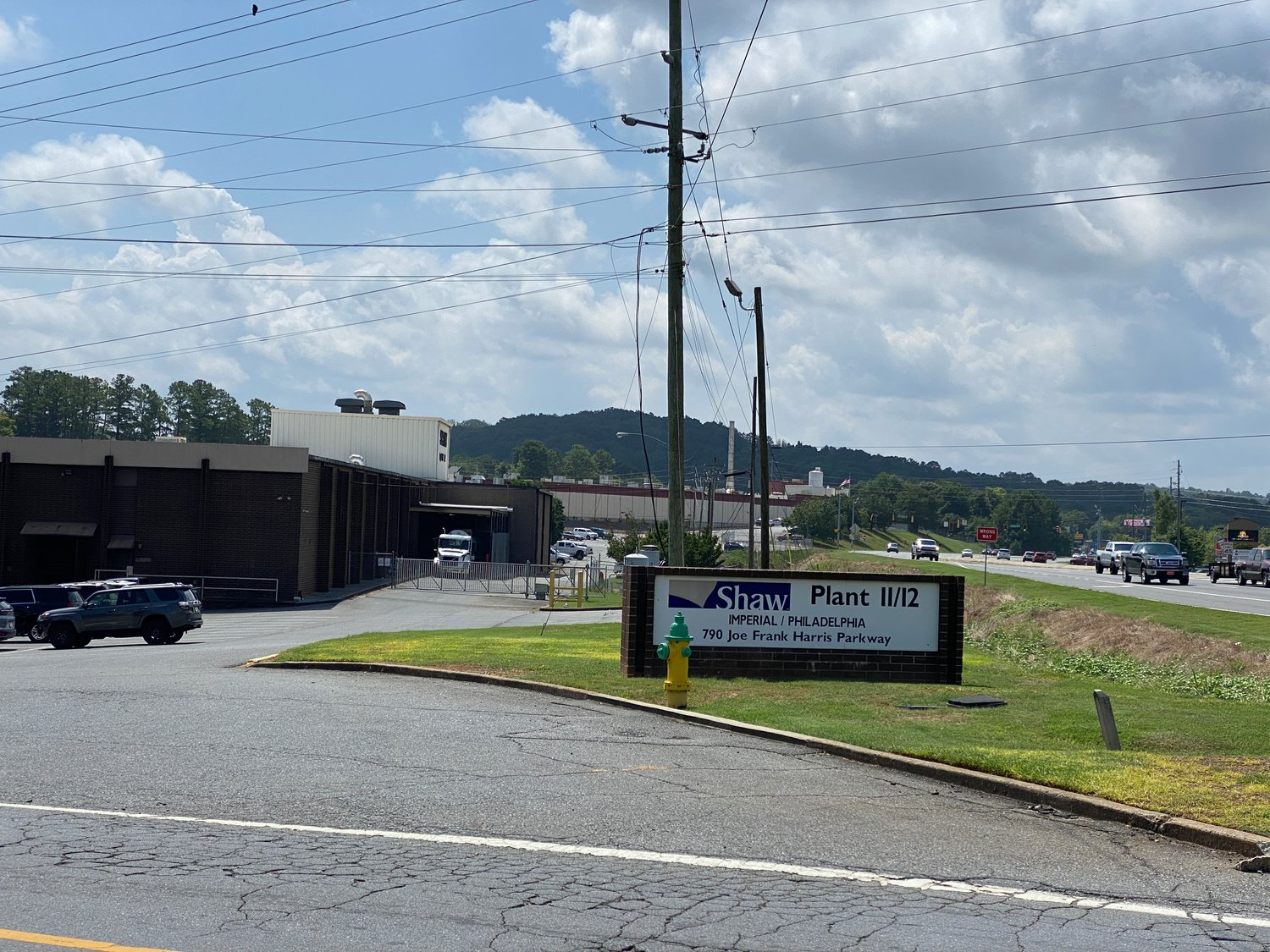 Shaw officials announced Thursday plans to transfer about 200 Plant 12 employees to other facilities.