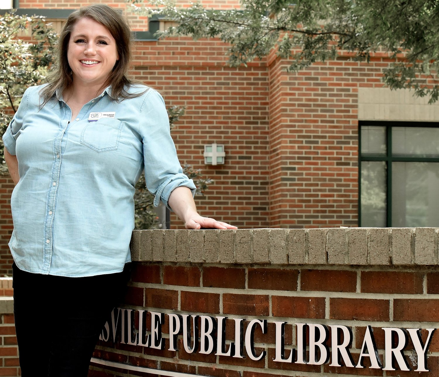 Tiffanie Dotson is the Adult services librarian at the Cartersville Public Library.
