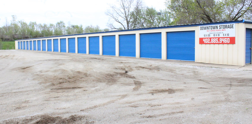 Steven Saal, the owner of Downtown Storage, a set of mini-storage units in Blair, was required to make improvements as part of the extension of a non-conforming uses permit approved in April by the Blair City Council.