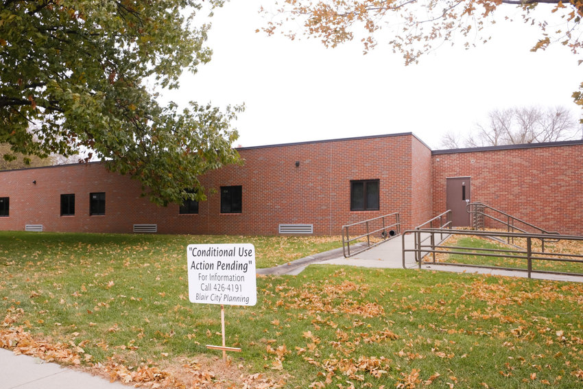 The owner of Little Blossoms Child Care and Preschool is seeking a conditional use permit for the former West School.
