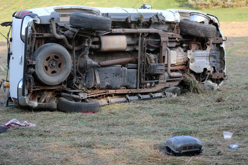 A single-vehicle accident on the 3400 block of County Road 39 resulted in one fatality, a 41-year-old woman.
