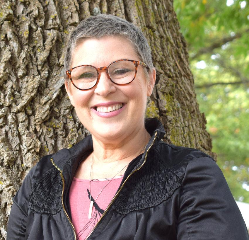 Christi Kubat of Arlington is a breast cancer survivor.