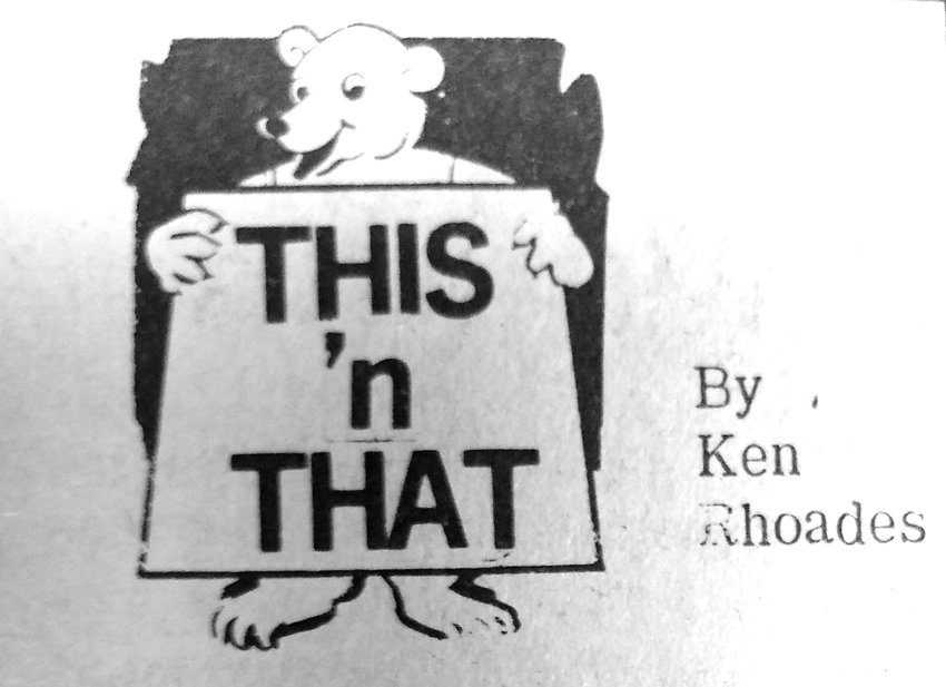 """Fifty years ago, Enterprise Media Group's Ken Rhoades dedicated his 1970 Thanksgiving Day """"This 'N That"""" sports column to details about his trip to the Nebraska-Oklahoma football game the Saturday before."""