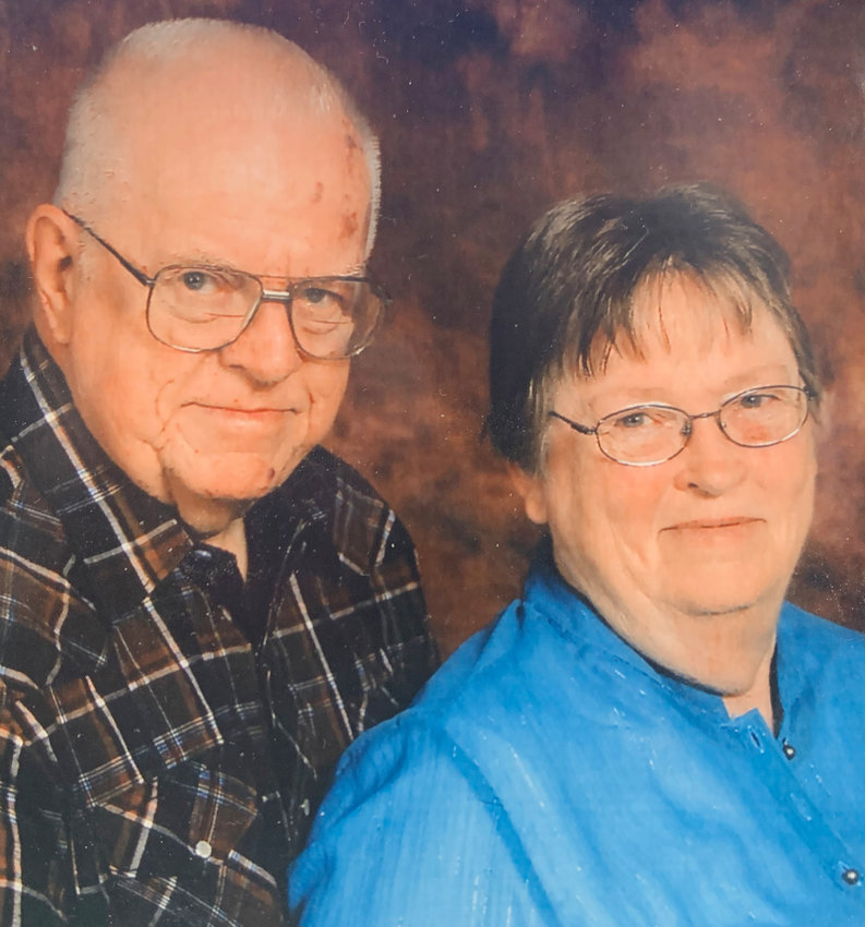 Eldon and Rosemary Lorenzen of Lyons will be observing their 70th wedding anniversary on Dec. 10th.