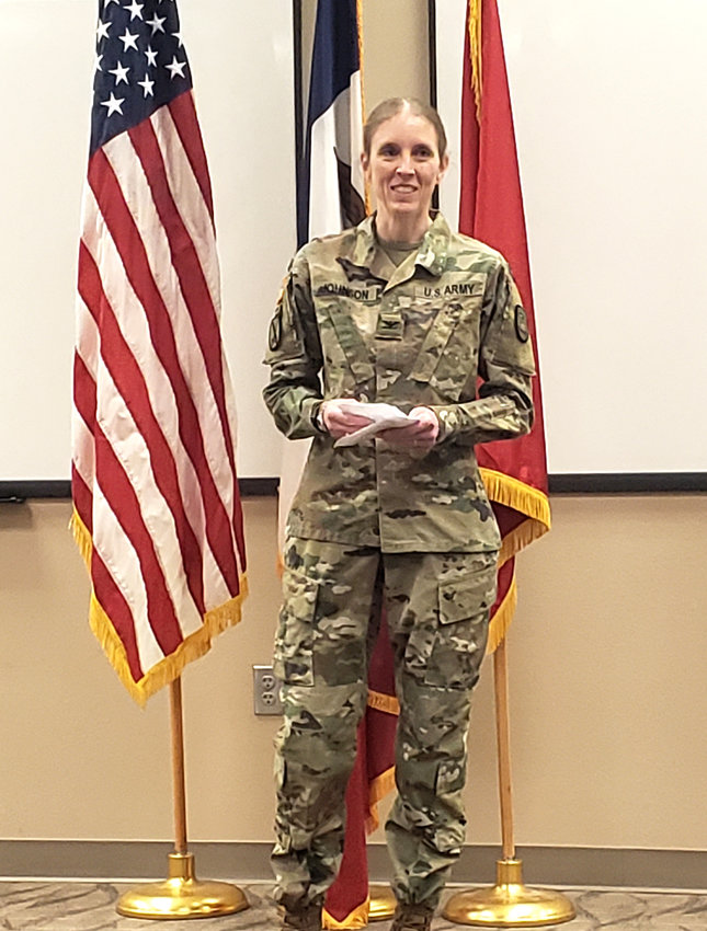 Colonel Wendy Johnson