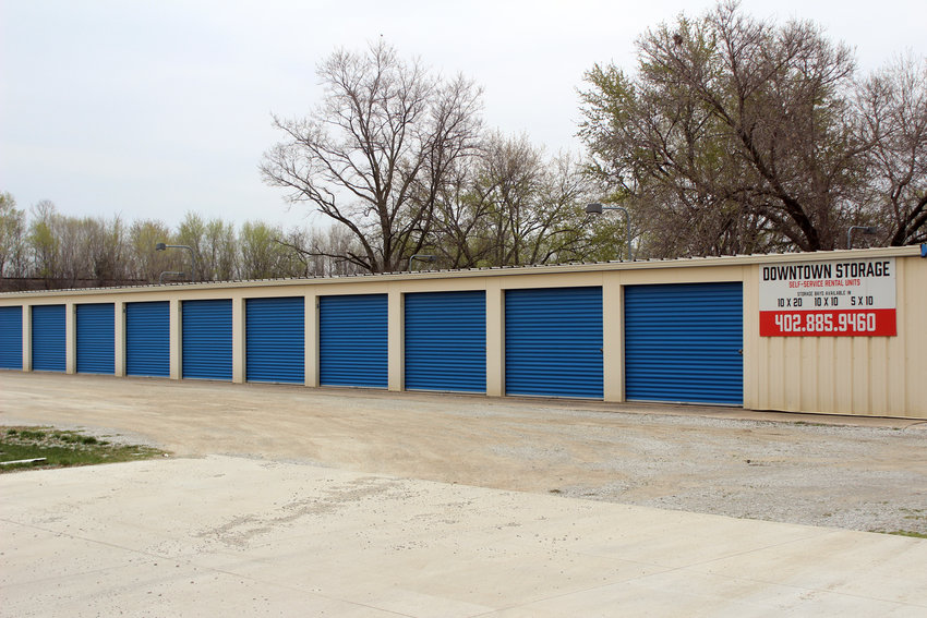 Downtown Storage is located on 19th and Front streets.
