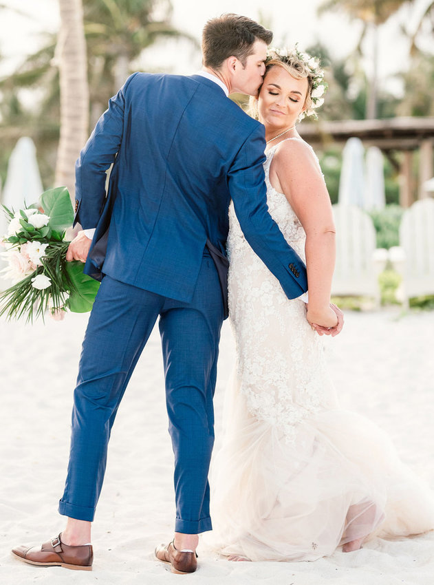 Mr. and Mrs. Tyler and Ashley Patterson