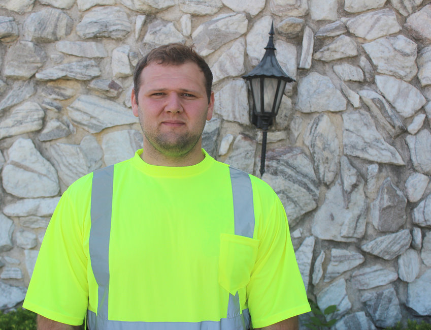 Josh Nelson was named the new Washington County Weed Superintendent, following Mike Smith's retirement in March.