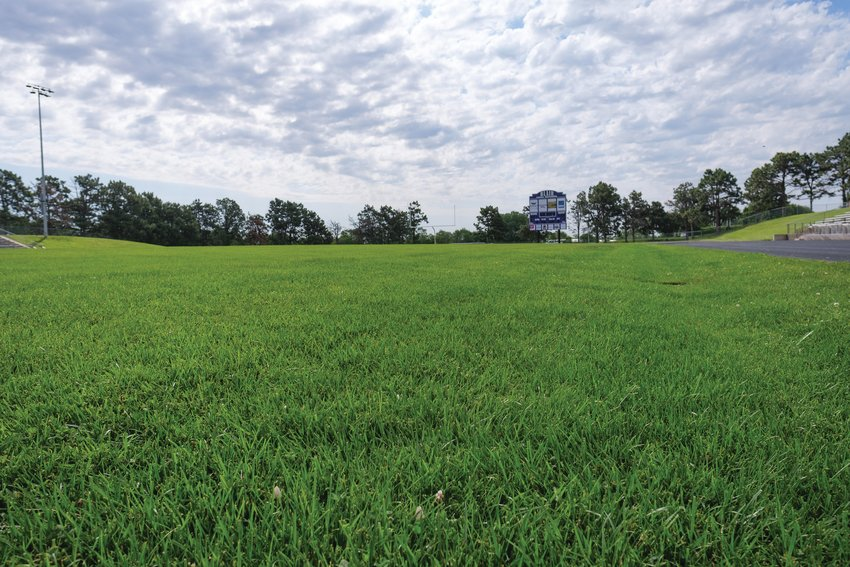 The Blair Community Schools Board of Education is considering installing a turf field at Krantz Field to allow for safer play for football and soccer.