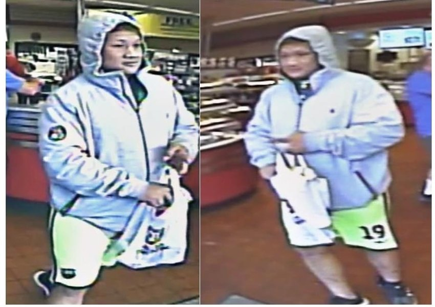 The Washington County Sheriff's Office is seeking the public's help in identifying this suspect in a theft in Fort Calhoun.
