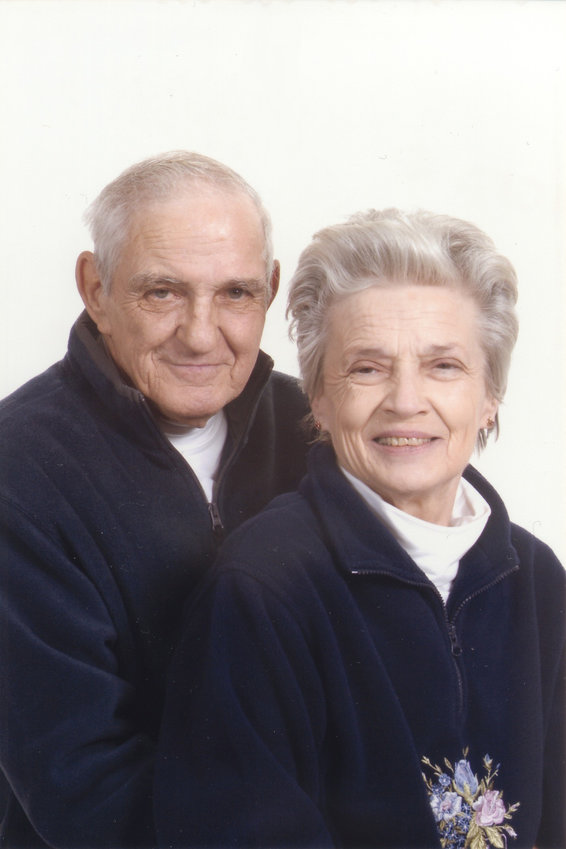 Bill and Barbara Kermoade