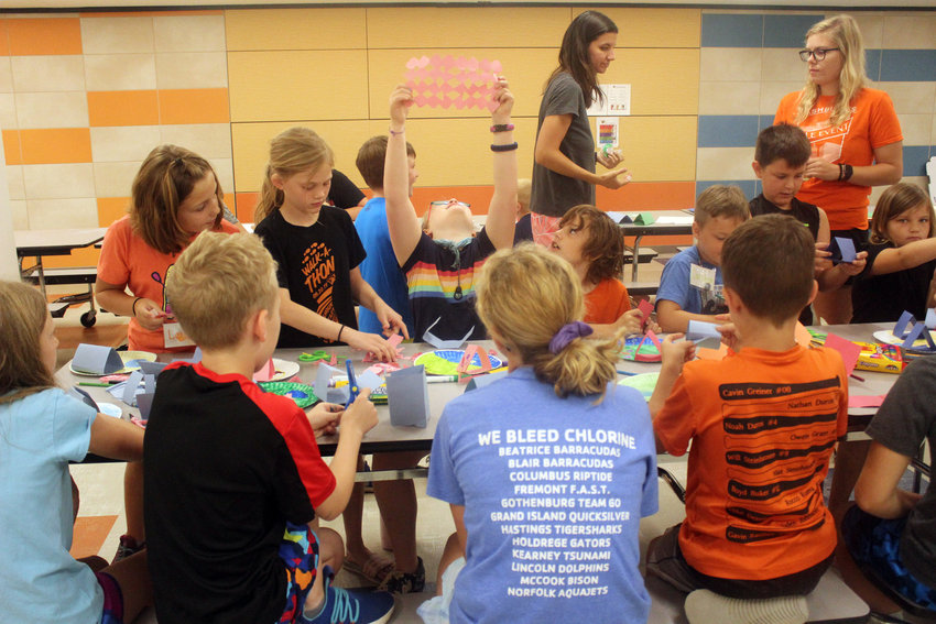 As part of the Fort Calhoun Community Schools' plan to revitalize the foundation, the before and after school programs will follow a similar format to the two summer camps hosted at the elementary school, which will include many science, technology, engineering and math activities.