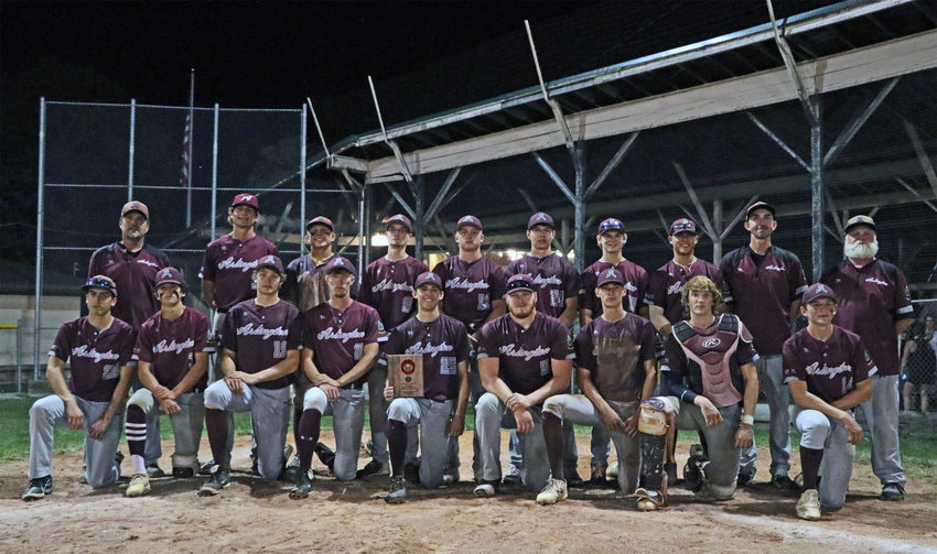 The Arlington Senior Legion baseball team earned a Class B State Tournament berth Tuesday, winning the Area 3 Tournament in West Point.
