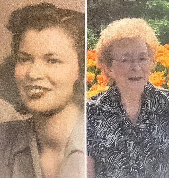Betty Peck to celebrate 90th Birthday.