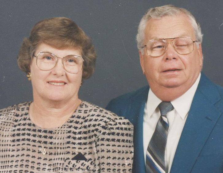 Mary E and Emery D. Johnson