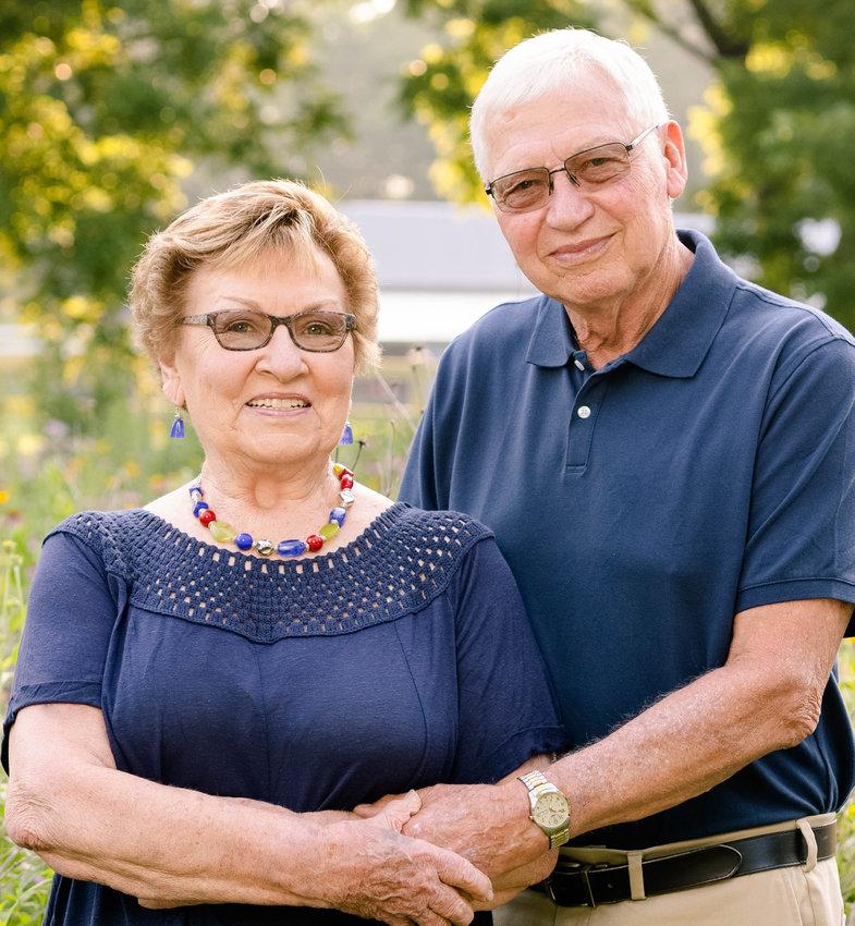 Judy and Dwain Heitshusen