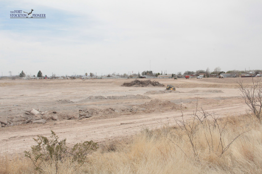 At last week's city council meeting, members voted to begin the annexation process for 25.73 acres of land on the north east part of town that will become the Fort Stockton Resort and RV Park.