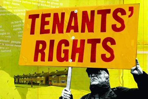 Tenants, know your rights!