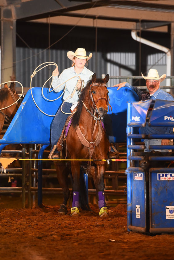 Local student qualifies for Texas High School Rodeo State Finals