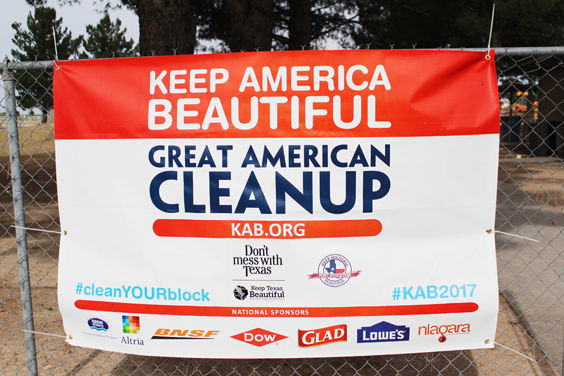 Kick-off for city clean-up a great success
