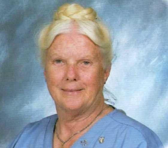 """Julia Elizabeth """"Libby"""" Daniels-Rowley"""