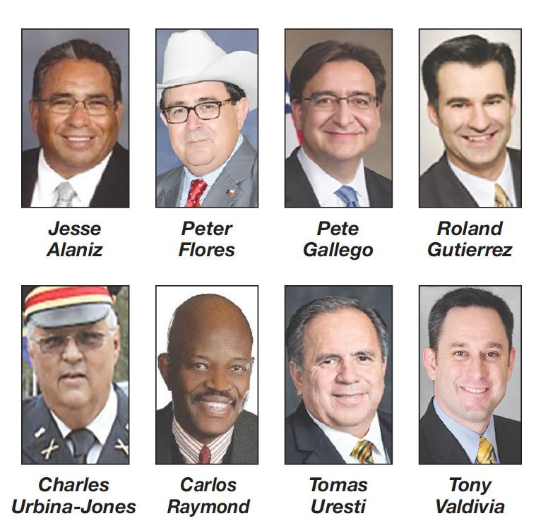 State Senate Candidates