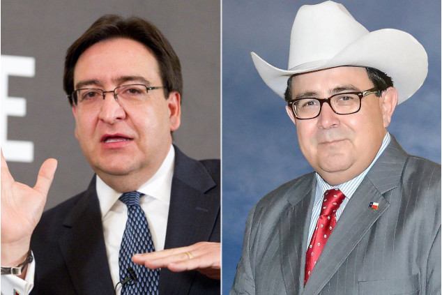 Democrat Pete Gallego, left, and Republican Pete Flores, right, will face off in November for the 19th District seat in the Texas Senate after emerging as the top two finishers in the July 31 special election to fill the seat vacant by Carlos Uresti following his felony convictions.