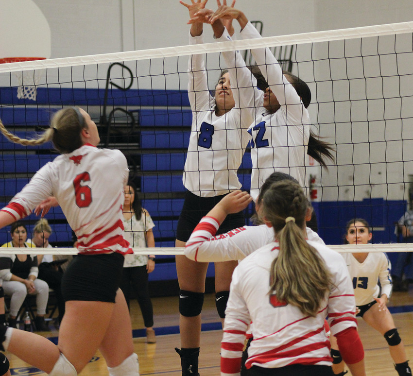 Fort Stockton Volleyball vs. Denver City 8/21/18