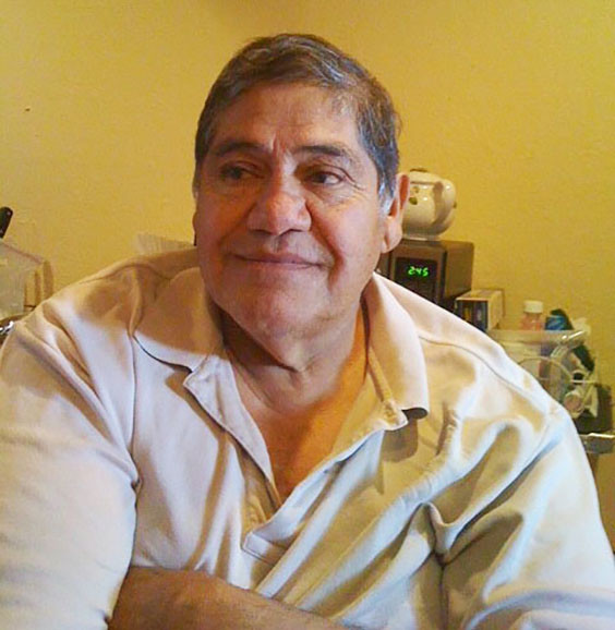 Manuel F. Salmon