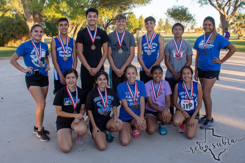 Fort Stockton Cross Country team