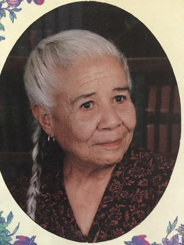 Cayetana Salcido Pacheco