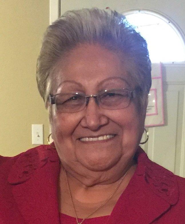 """Francisca """"Mama Quica"""" D. Perales"""