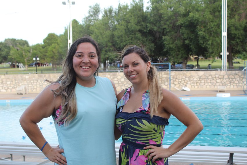 Reba Subia and Genna Young are the directors for the water carnival who won the script along with  Taryn Johnson.