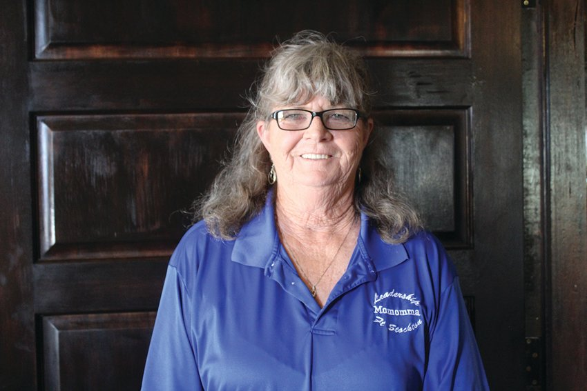 Arna McCorkle has enjoyed living in Pecos County her whole life.