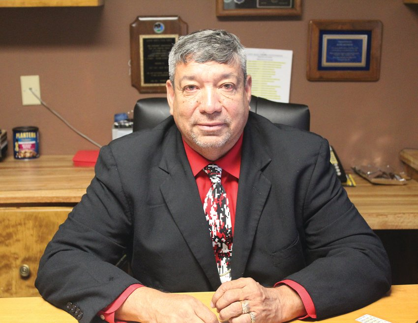 Jose Munoz has deep roots in Fort Stockton and has no plans to ever leave.