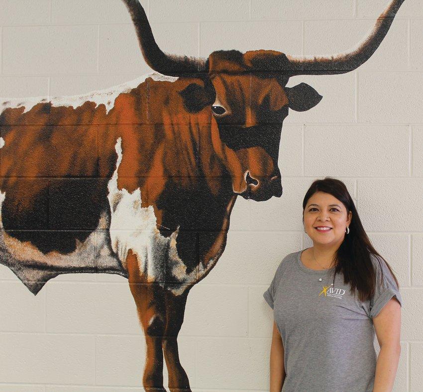 New principal of Buena Vista ISD, Adelina Alcala, is happy to return back to where she grew up, Pecos County.