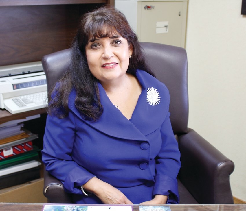 LouAnn Tovar has dedicated her life to the banking industry.