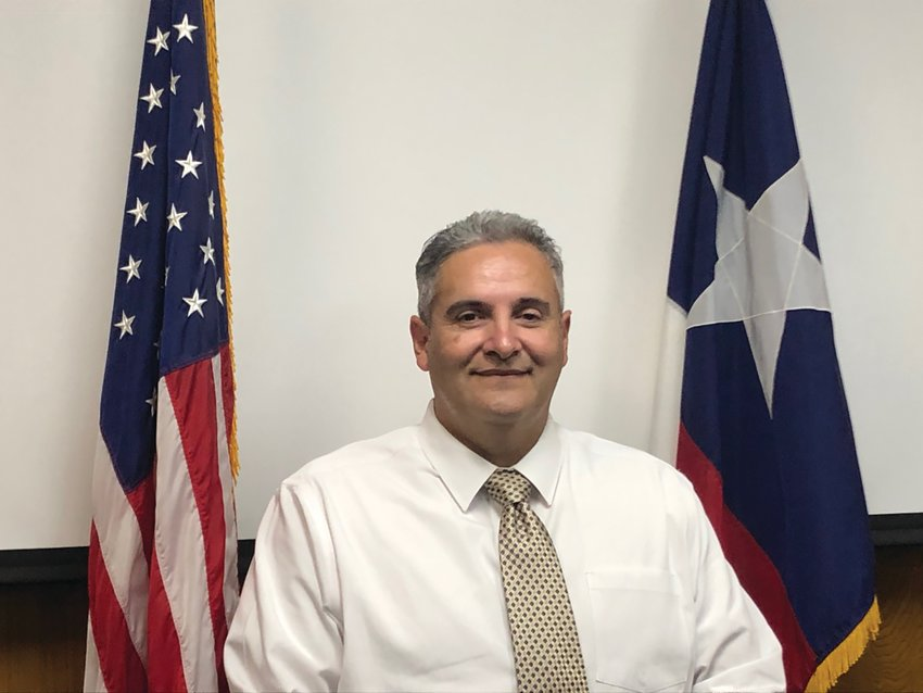Ernesto Velasquez has been hired to fill the new position of Assistant Police Chief.