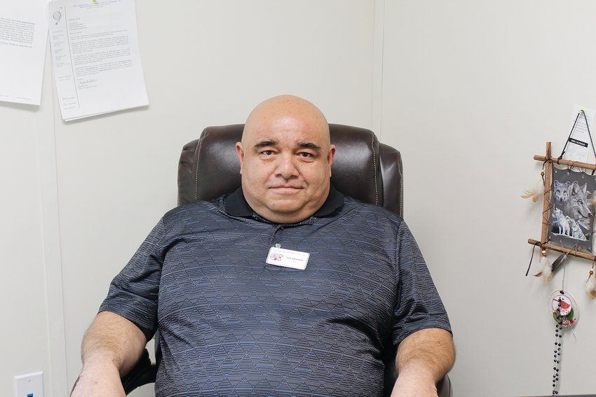Luis Villarreal came to Fort Stockton in 1994, and had found many was to serve the community.