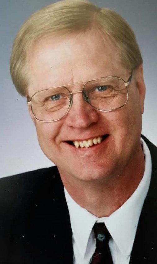 Pastor Kris Larson