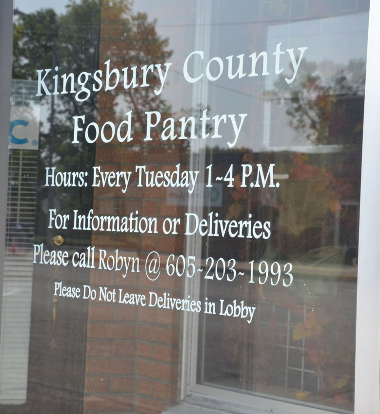 Monetary donations would allow food pantry to give out vouchers, so people can purchase items at the grocery store.