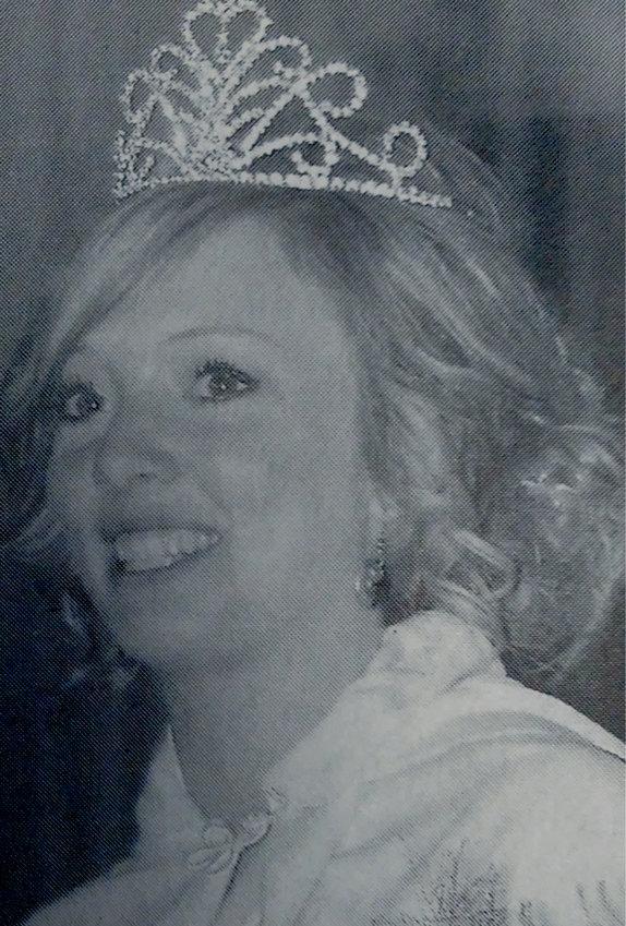 TEN YEARS AGO: The 2011 South Dakota Snow Queen, Kyla Wolkow of De Smet, was crowned in Aberdeen on Saturday.