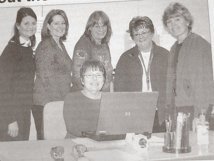 TEN YEARS AGO: Teaching is about the kids, not the money, is the consensus of Lake Preston's elementary teachers who have more than 200 years of experience among them. With budget cuts looming on the horizon, they talked about the satisfaction they gain from working with students in the classroom. Pictured are Pat Nelson, Deb Olson, Marla Bertsch, Sandy Olson, Dawn Bindert and Joyce Carlson. Liz McGuire was not present for the interview.