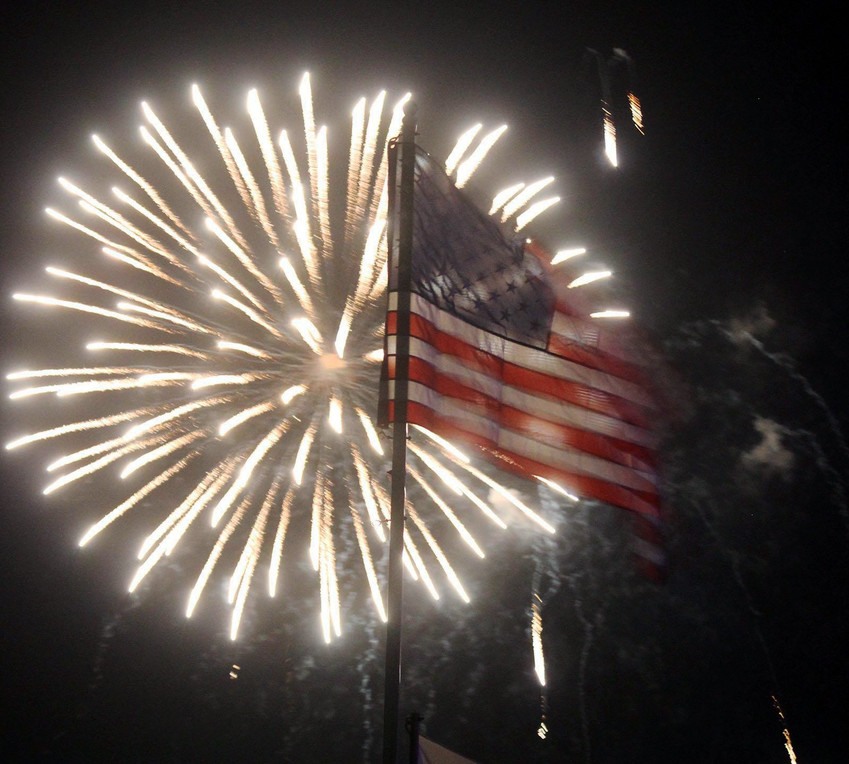 July 4 will feature fun, friends and fireworks at Lake Madison Park.
