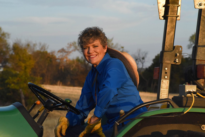 Kim Olson is the Democratic candidate for Texas Commissioner of Agriculture and challenging incumbent Republican Sid Miller.