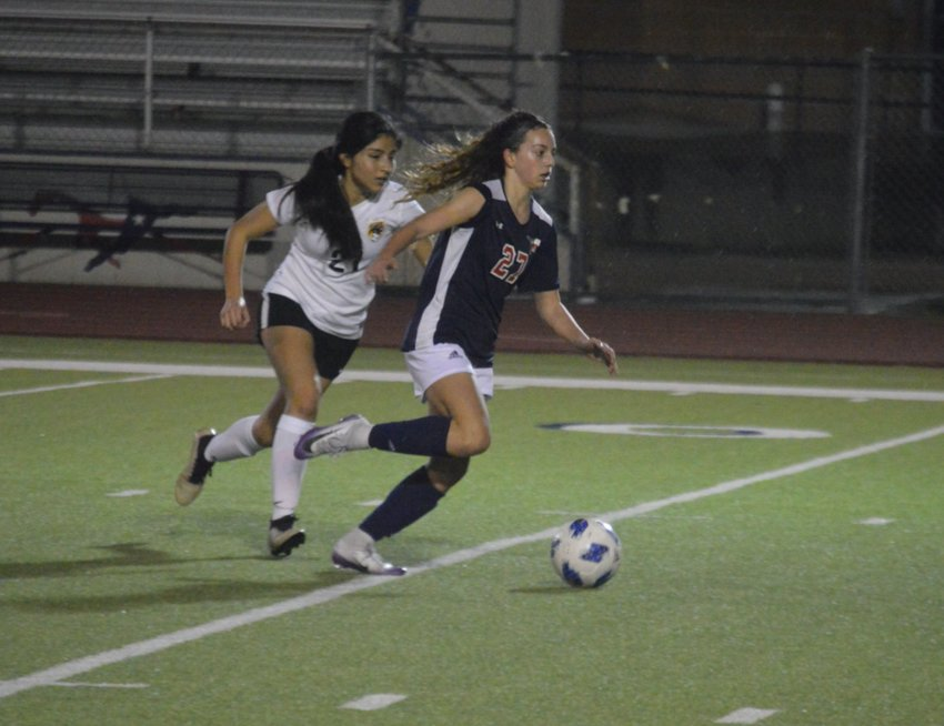 Madisonville's Lakin Pennington was selected as an Honorable Mention to the 2019 TASCO All-Region Soccer Team.