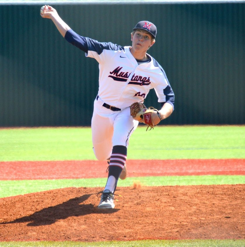 Madisonville graduate Matt Rudis logged a season-high seven innings on July 13 while competing in the New England summer league.