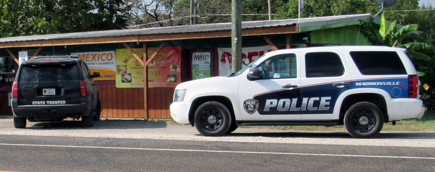 An armed man attempted to rob Fruteria El Mercadito on Highway 75 in Madisonville on Tuesday morning.
