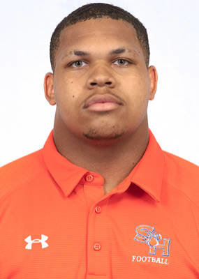 Madisonville graduate Chris Scott has competed in three games for the Sam Houston State University Bearkats football team this season.