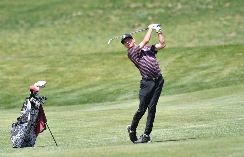 MHS graduate and Texas A&M golfer Sam Bennett qualified for the round of 16 at the 120th U.S. Amateur Championship at the Bandon Dunes Golf Course in Oregon Aug. 10-16.